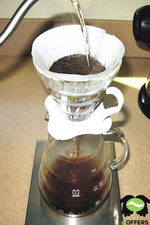 COFFEE BREWING AND WATER QUALITY